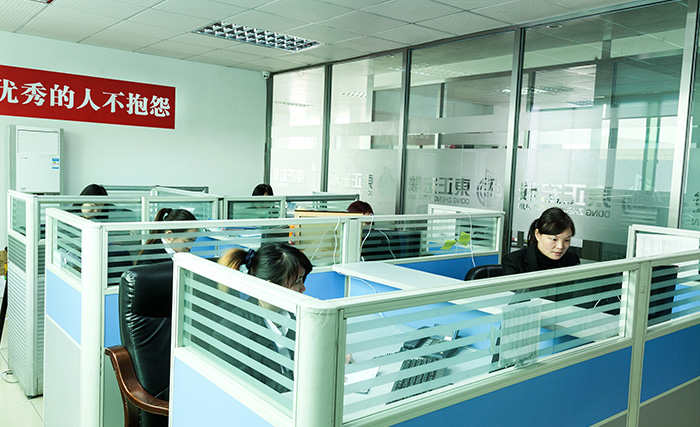 东正宏骏助销办公室--对接经销商