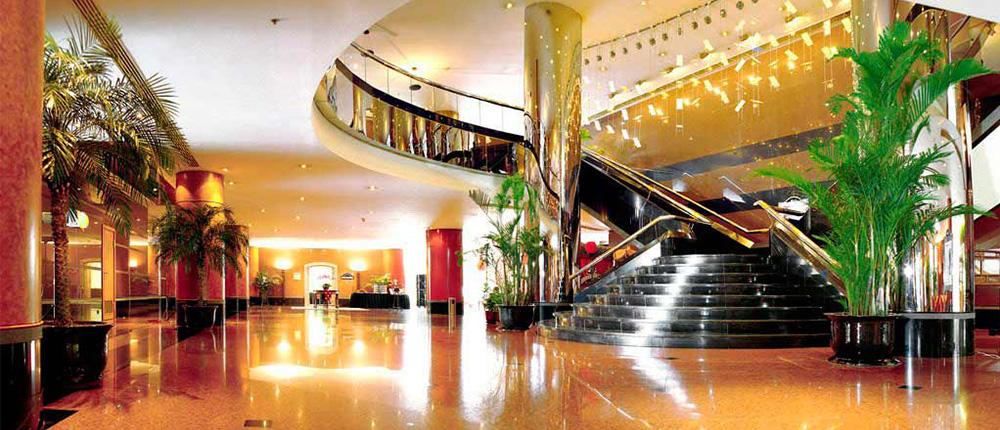 酒店工程不锈钢使用案例