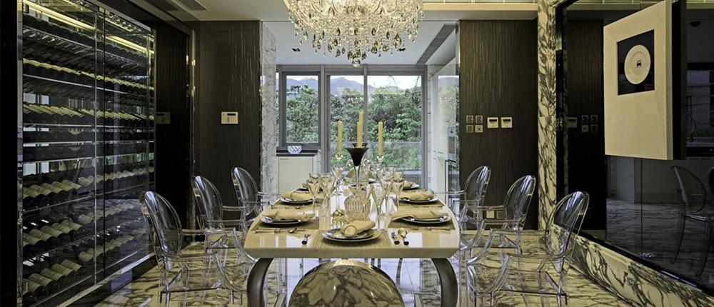 家居装饰不锈钢应用案例