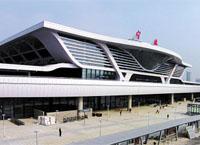 宁波高铁站:不锈钢品质有保障!