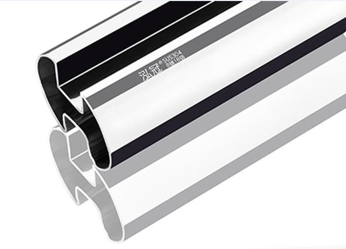 304不锈钢异型管(泓冠)